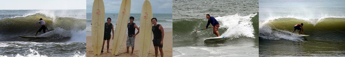 Surf-banner